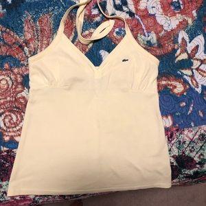 Lacoste Halter Shirt